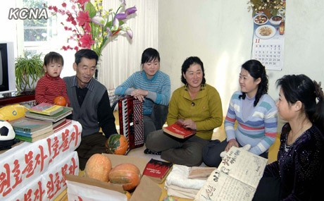 Women Enjoying Respect of Society--Kim Kyong Ae of Sonchon County Town