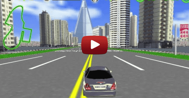 Pyongyang Racer - Race Thru The Streets of Pyongyang In This New Videogame!