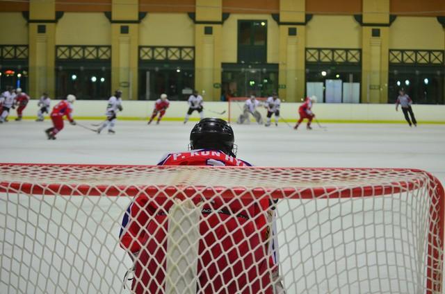Ice Hockey North Korea