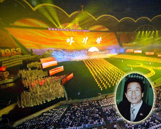 Kim Su Jo who is widely known among the Korean people was Director General of the Phibada Opera Troupe and talented producer.