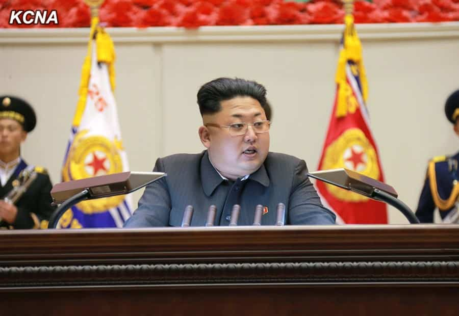3rd Meeting of KPA Battalion Commanders and Political Instructors Held under Guidance of Kim Jong Un