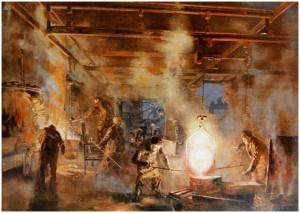 Steelworkers (1957).