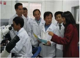 National Centre for Tuberculosis Care and Prevention; Pyongyang, DPRK.