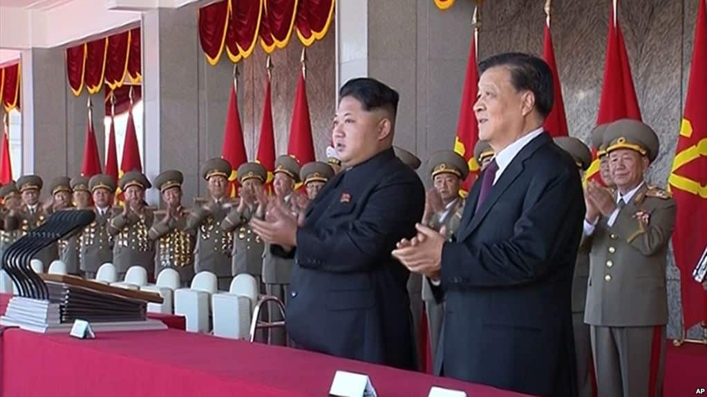 The DPRK has a right to defend its sovereignty.