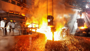 To Boost Iron and Steel Production