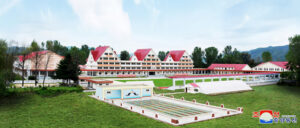 A Children's Camp Built in North Phyongan Province