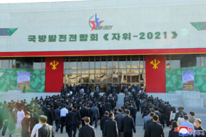 Defence Development Exhibition Draws Endless Streams of Visitors